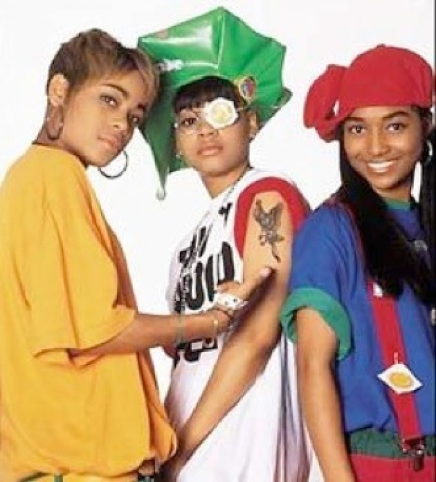 Hip Hop Fashion Late 80s Into The Early 90s-Distinctive Style!