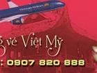 Vé máy bay giá rẻ Việt Mỹ