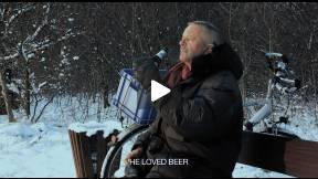 Lutz Heckelmann und sein Bier (Germany 2010, 5min.)