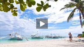Kalanggaman Island Sand Bar