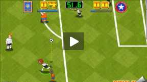 OCCER STARS MINI GAME