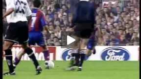 FC Barca legends - Ronaldo