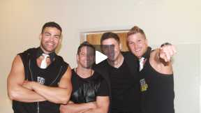 #InTheLab with E!'s Men of the Strip