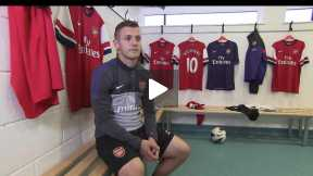 Wilshere on Asia Trip