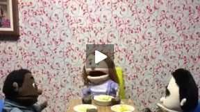 Awkward Puppets: Tom's Friend