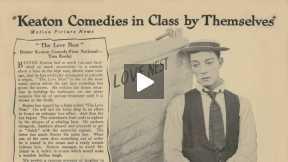 The Love Nest Starring Buster Keaton