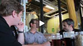The Happy Hour Guys and Bagger Dave's Video: Founder's Red's RyePA.