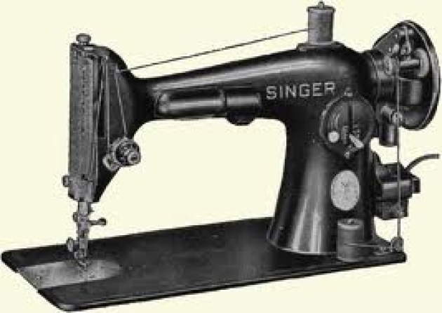 Singer Sewing Machine Co   The First Conglomerate!