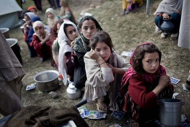 Pashtun Refugees in Afghanistan