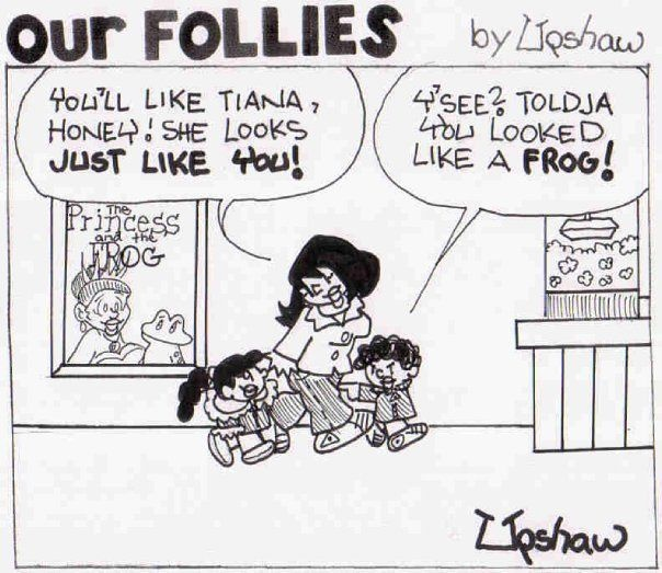 What's Up with Upshaw? Our Follies: The Early Years