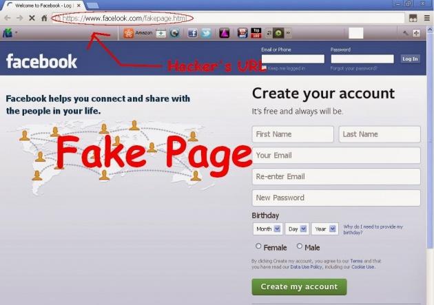 Hacking Facebook Account Using Phishing Method Part-1