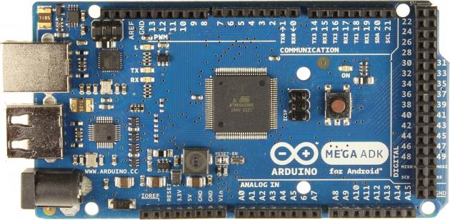 Arduino on proteus