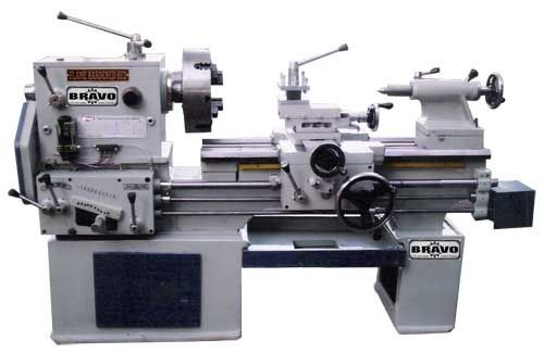 Lathe Machine Part1