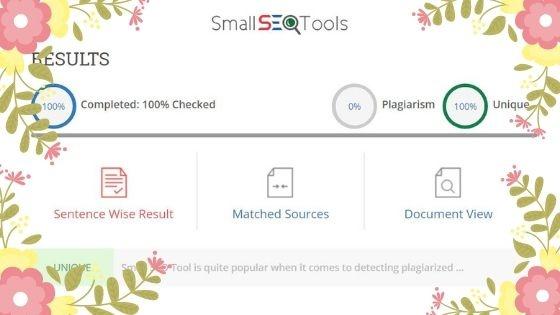 small_seo_tools_plagiarism_checker