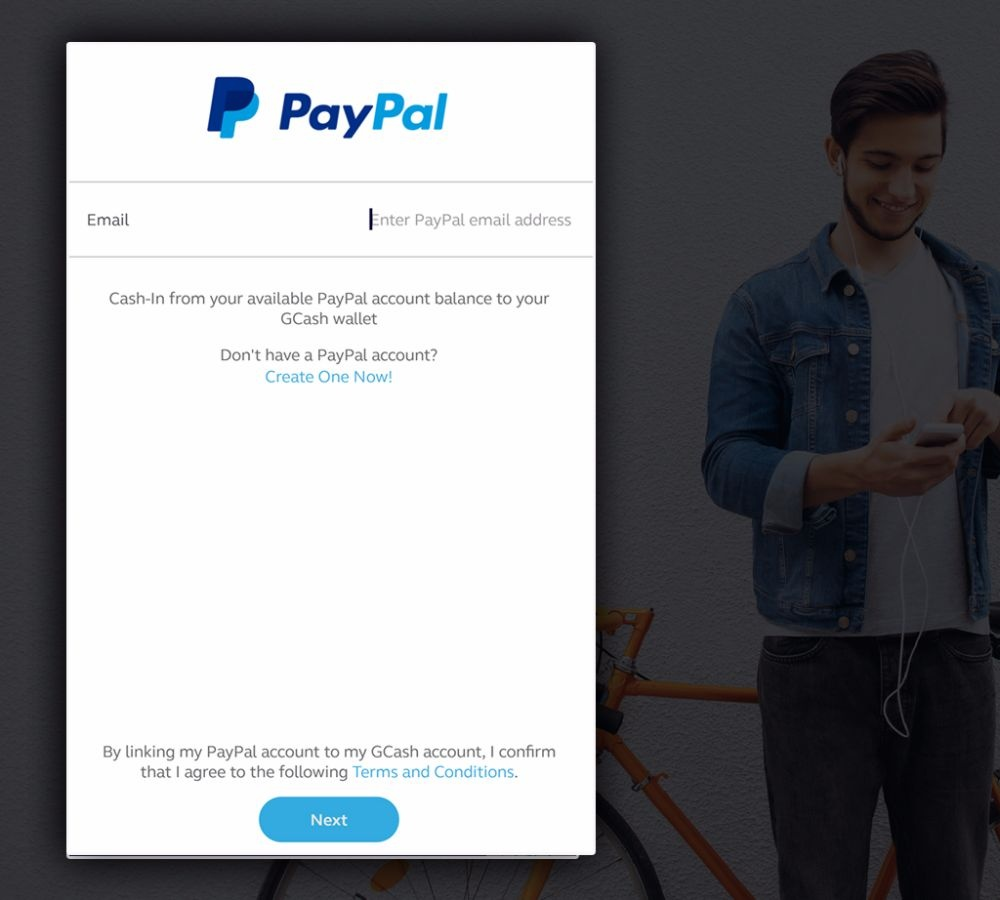 How to Verify Gcash For PayPal Instant Cash-In ?