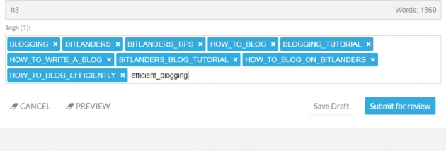 how_to_blog_efficiently