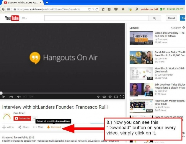 How We Can Download YouTube Video In Single Click