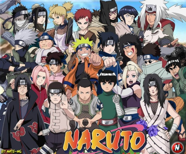 Naruto: The Best Anime to Watch