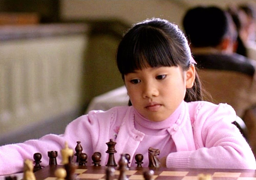 Rules of Games Waverly Jong (A chess player) : Story
