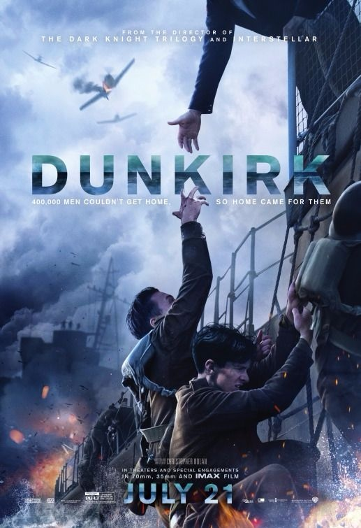 DUNKIRK- 2017 WAR MOVIE FULL REVIEW