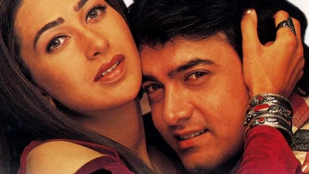 Image result for raja hindustani movie image