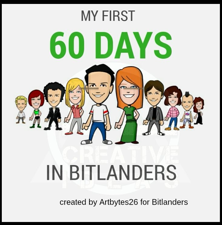 My First 60 Days in Bitlanders