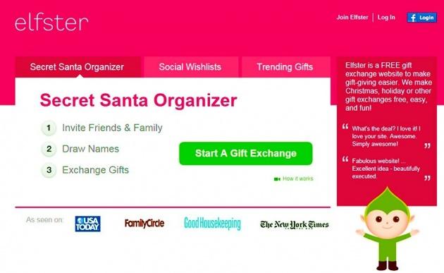 elfster_secret_santa_generator