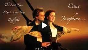 Titanic movie song