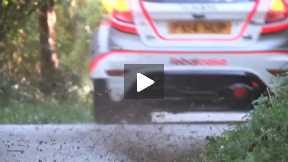 50º Rally of Alpi Orientali 2014 - C.I.R. - Shakedown