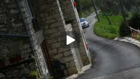 External steps 32° Rally Due Valli 2014 Fatichi-Pollini Renault Clio R3 - AF Motorsport