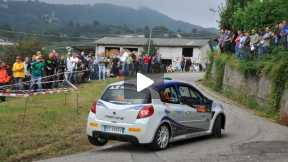 32° Rally Due Valli 2014 Fatichi-Pollini SS2 Porcara