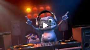 Crazy Frog :D #BUZZ