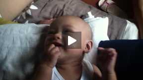 My cute nephew 1
