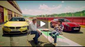 Top Gear English movie thriller 2014