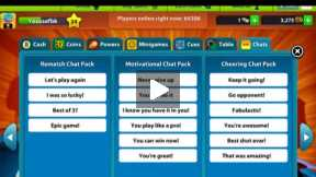 Hack The 8 Ball in Miniclip with Cheat Engine.