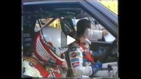 Rallye MonteCarlo 1990 Biasion-Siviero LanciaDelta16v Onboard SS1