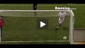 Ivan Klasnic Amazing Volley Goal In Futsal