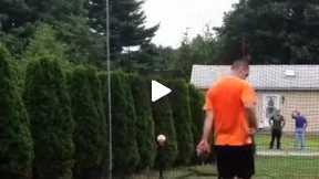 baseball trick