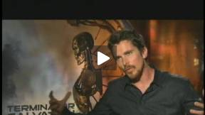 Christian Bale Terminator Salvation Interview