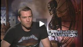 Sam Worthington Terminator Salvation Interview