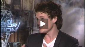 Anton Yelchin & Bryce Dallas Howard Terminator Salvation Interview