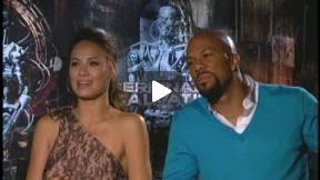 Common & Moon Bloodgood Terminator Salvation Interview