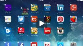 Apple IOS 7 for Google Chrome - Windows Version -