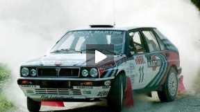 32° Rallye Sanremo 1990 - Highlights