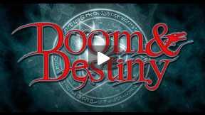 Let's Play Doom & Destiny Part 1: D&D intensifies!
