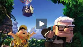 Director Pete Docter Interview for Disney/Pixar