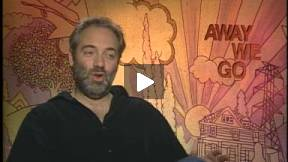 DIRECTOR SAM MENDES INTERVIEW FOR AWAY WE GO