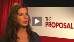 Sandra Bullock Interview THE PROPOSAL