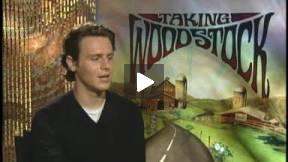 Jonathan Groff Interview TAKING WOODSTOCK