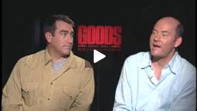 Rob Riggle & David Koechner Funny THE GOODS Interview